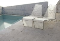 Sula chaise lounge